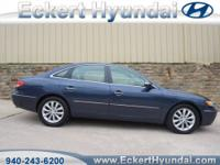 2007 Hyundai Azera Limited 4dr Sedan Limited Our
