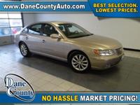 LOCAL TRADE IN - NO DAMAGE CARFAX REPORT - 3.8L V6