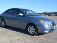2007 Hyundai Elantra 4dr Car GLS Our Location is: Allen