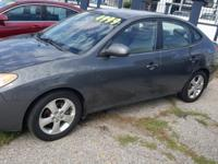 Here's a really nice 2007 Hyundai Elantra with only