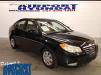 Outstanding design defines the 2007 Hyundai Elantra!