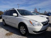 2007 Hyundai Entourage GLS FWD 5-Speed Automatic with