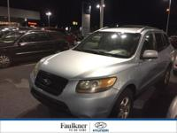 Well Cared For, Clean, 2007 4x4 Santa Fe GLS! Priced To