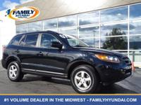 Come see this 2007 Hyundai Santa Fe GLS. Its Automatic