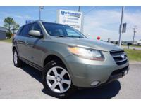 2007 Natural Khaki Hyundai Santa Fe Limited