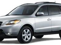 This 2007 Hyundai Santa Fe SE is Well Equipped with