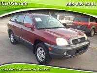 2007 HYUNDAI Santa Fe WAGON 4 DOOR GLS AWD Our Location