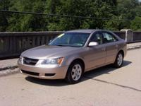 Options Included: N/AThis 2007 Hyundai Sonata is