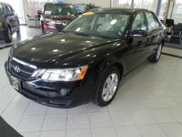 This  2007 Hyundai Sonata GLS is Hyundai's answer to
