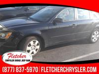 Priced below KBB Fair Purchase Price! Fletcher Chrysler