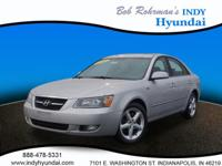 It doesn't get much better than this 2007 Hyundai