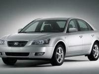 This 2007 Hyundai Sonata SE w/XM is proudly offered by