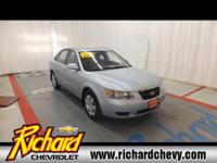 Great on gas! This 4 door sedan seats up to 5