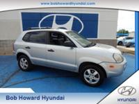 We are excited to offer this 2007 Hyundai Tucson. This