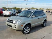 Model: Tucson Make: Hyundai Year: 2007 Type: SUV