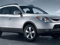 Options:  2007 Hyundai Veracruz|Tan/|V6 3.8L