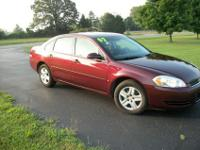 2007 Chevrolet Impala. This is an extremely clean