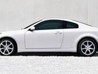 2007 Infiniti G35, 2D Coupe, 3.5L V6, Automatic, ABS