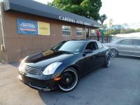 Priced below Market! This 2007 Infiniti G35 Coupe 2dr