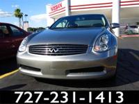2007 Infiniti G35 Coupe Our Location is: AutoNation
