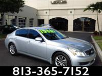 2007 Infiniti G35 Sedan Our Location is: Lexus Of Tampa