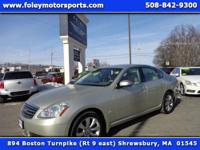 JUST Traded!! 2007 Infiniti M35X AWD Sedan w/ Automatic
