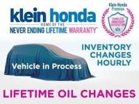 *CLEAN CARFAX* and LIFETIME OIL CHANGES!!!. Made with