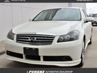 4D Sedan, 3.5 L V6 DOHC 24V, 5-Speed Automatic, RWD,