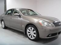 This 2007 Infiniti M35 Sedan just came in, it is
