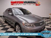 Options:  2007 Infiniti M35 X|Miles: 123009Color: