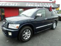 Options:  2007 Infiniti Qx56 Come See Our Wide