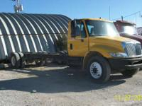 2007 International 4300 33000 GVWR AUTOMATIC TRUCK IS