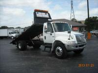 2007 International 4300 International 4300 Roll Back