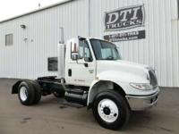 Stock # 8994D Conventional Trucks Day Cab. 2007