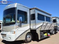 2007 Itasca Horizon 40KD with Low Miles The 2007 Itasca