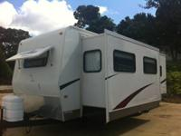 2007 Jag - travel Trailer - 29 Foot - Superslide!