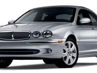 JAGUAR X-TYPE!!! 3.0L V6 and 5-Speed Automatic with