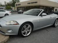 2007 Jaguar XK 2dr Car w/Navigation Our Location is: