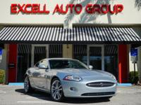 Introducing the 2007 Jaguar XK. Have you been dreaming