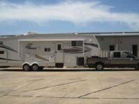 2007 Jayco Eagle 5th Wheel and 2002 Ford F250 Truck