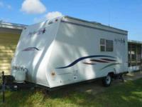 2007 Jayco Feather Considered to be fully self