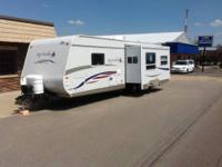 Super clean 2007 Jayco Jay feather rear living travel