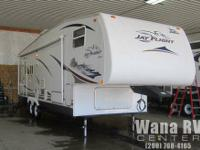 PRICED REDUCED! This unit is very clean, a 2007 Jayco