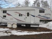 2007 Jayco Jay Flight 5th Wheel Bunk House.Sleeps 9.