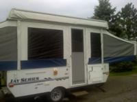 For sale 2007 Jayco Jay Series M-1007 Pop up Features: