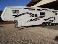 2007 Jayco Recon F36V Toy Hauler This is the best built