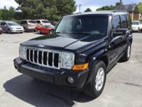 2007 JEEP COMMANDER LIMITED 4X4, WITH ONLY 114K