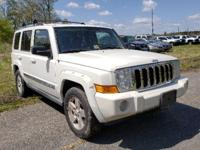 Recent Arrival! 2007 Jeep Commander Limited Limited