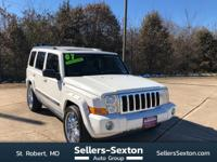 This 2007 Jeep Commander Limited is proudly offered by