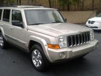 Options:  2007 Jeep Commander 2Wd 4Dr Limited|This 2007